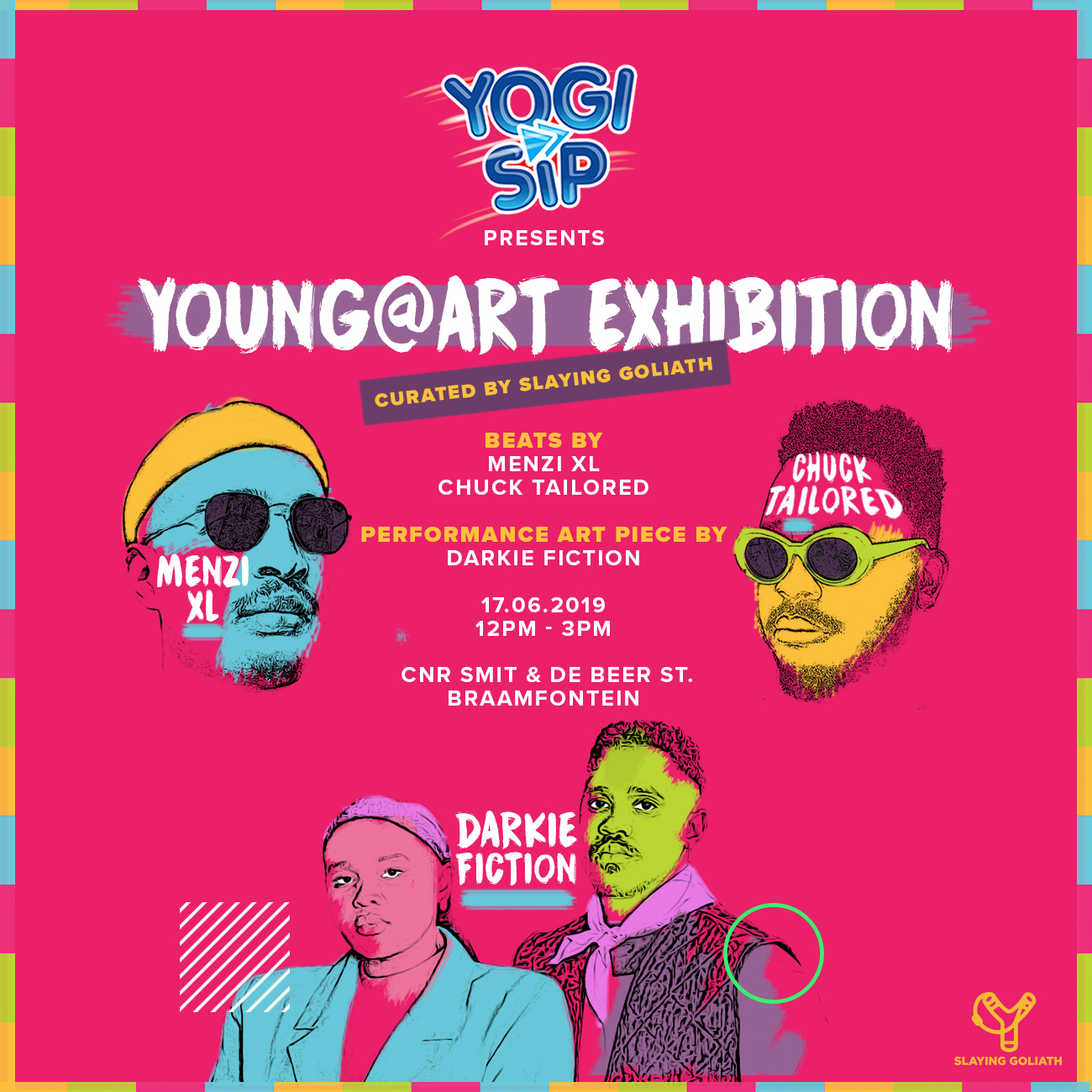 Yogisip Young@Art