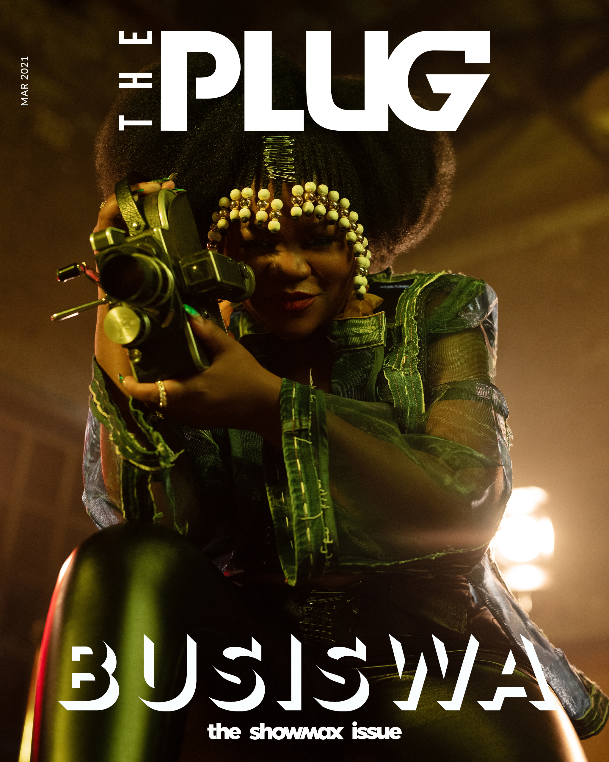 The Plug Busiswa Showmax cover