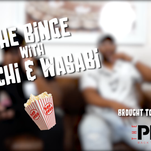 The Binge Muchi Wasabi Showmax DAM