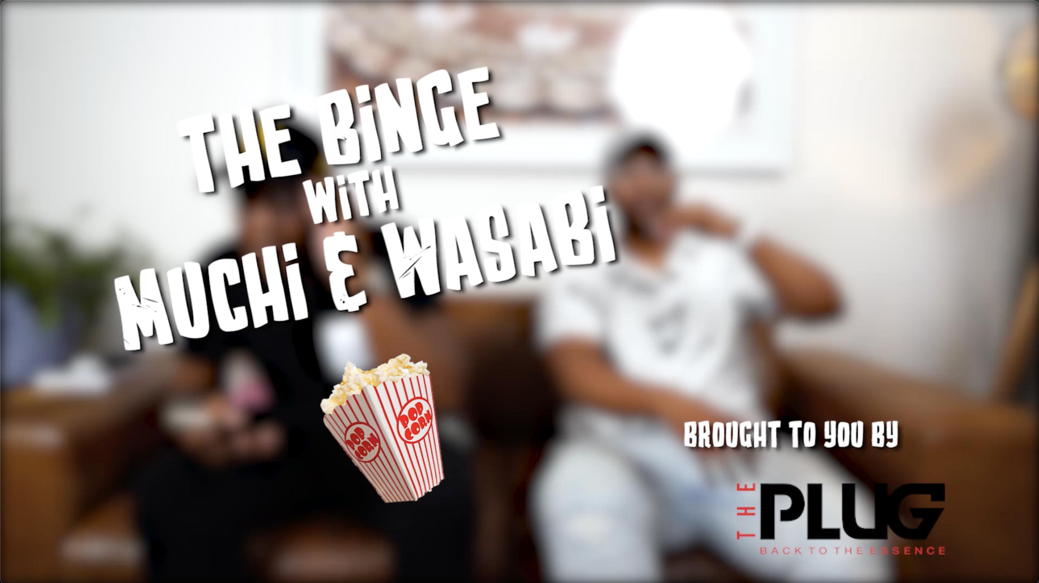 The Binge Muchi Wasabi Showmax DAM