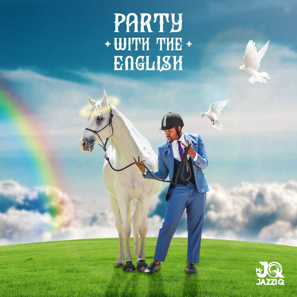 Jazziq Party With The English