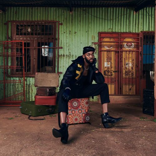 Rich Mnisi: We partner with Johnnie Walker to celebrate their 200th anniversary and bring to life a capsule collection that speaks to pushing boundaries.